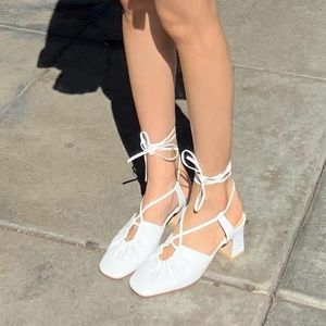 Korea Stylenanda heeled sandals